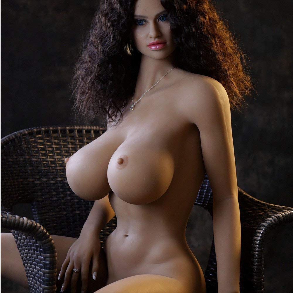 Busty Sex Doll TPE Material 165cm