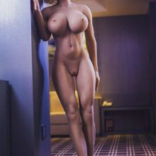 Big Ass Big Tits Sex Doll With Small Waist Toned Body 158cm