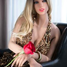 Big Sex Doll For Men With 3 Penetration Holes 166 cm Tall
