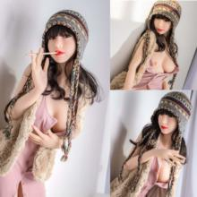 Beautiful Sex Doll With Small Breasts 158 cm Tall On Sale