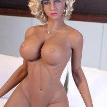 Most realistic sex doll with big boobs and ass TPE silicone