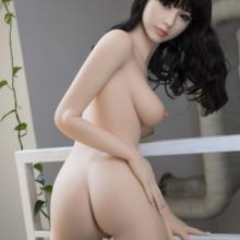 Custom Face Sex Doll With Realistic Small Breasts 158cm