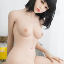 Japanese Robot Sex Doll for Men with Small Breasts 145cm