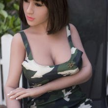 Sex doll Jasmine in Sexy Adult TPE silicone Body 158cm