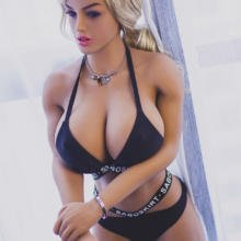 Big boobs sex doll adult size 163 cm with realistic pussy