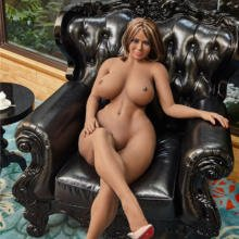 Thick Robot Sex Doll the Best Masturbator For Men 158cm