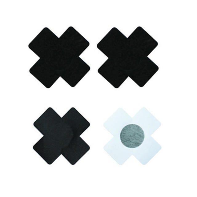 Polyester Cross Shape Dug Sheath Tape For Ladies