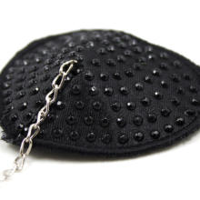 Sexy Chain Reusable Silicone Nipple Cover For Ladies