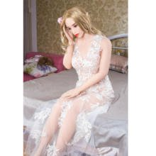 Wife Sex Doll In Wedding Dress Top Quality Japanese Doll