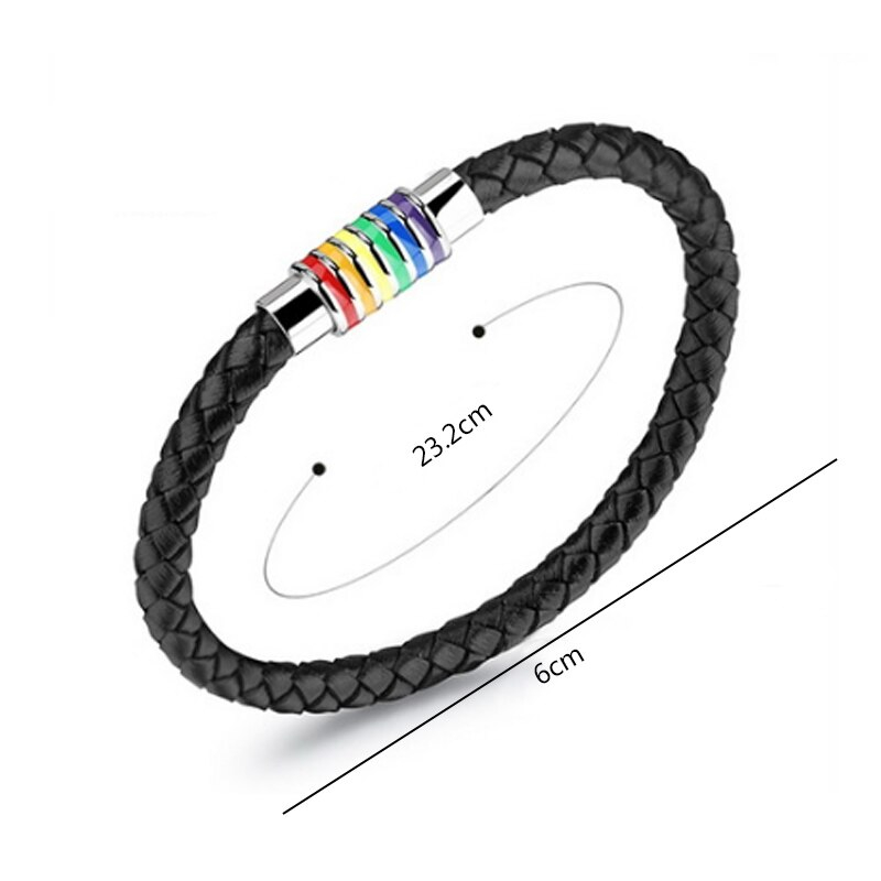 Magnetic Bisexual Bracelets For Gay