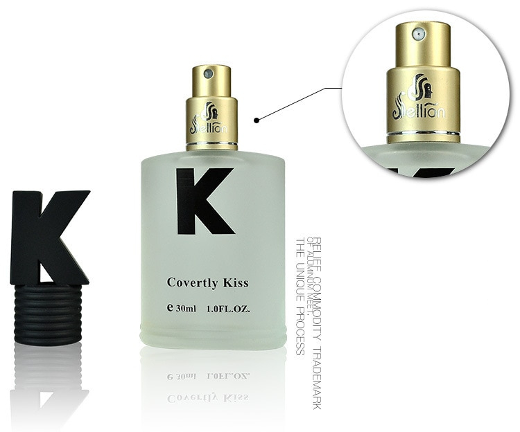 Covertly KISS aphrodisiac perfume with pheromones Fragrances men fly sex drops liquid man water based sex lubricant