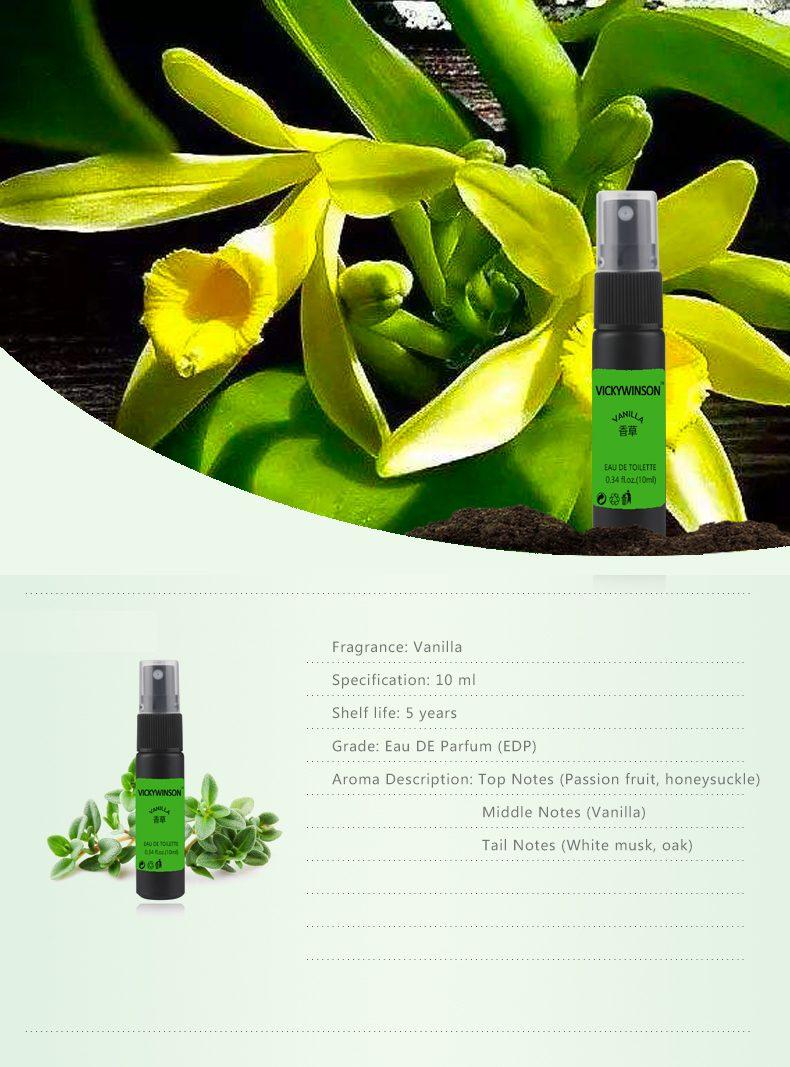 Pheromone Vanilla Antiperspirant