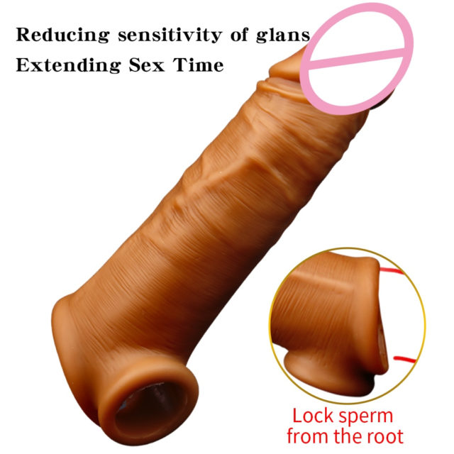 Best Cock Sleeve | Vibrating Penis Sleeve