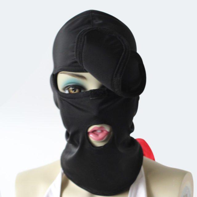 BDSM Masks | Blindfold Games