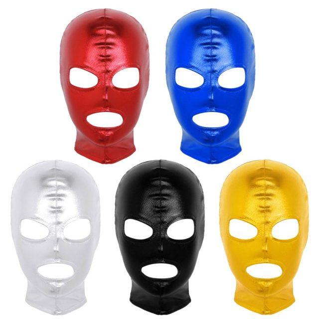 Sex Masks | BDSM Face Mask