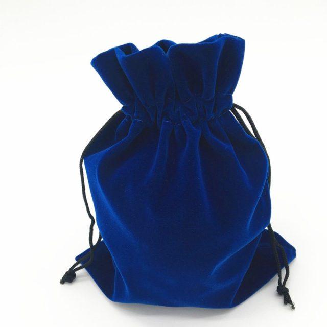 Large Satin Bags   10Pcs/Set