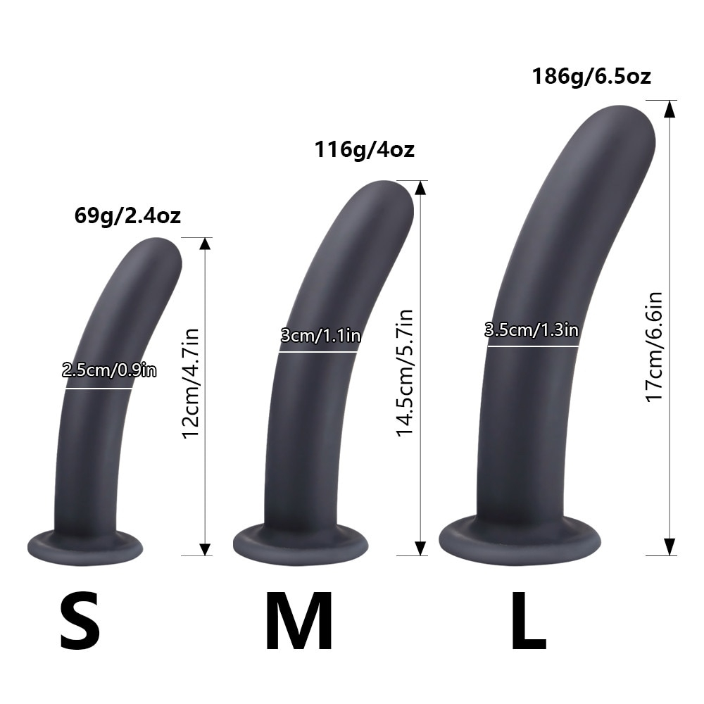 Anal Dildo | Beginner Anal Toy