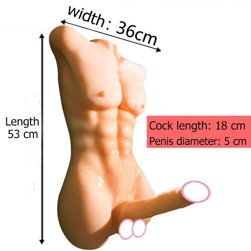 Male Torso | Sex Doll For Women