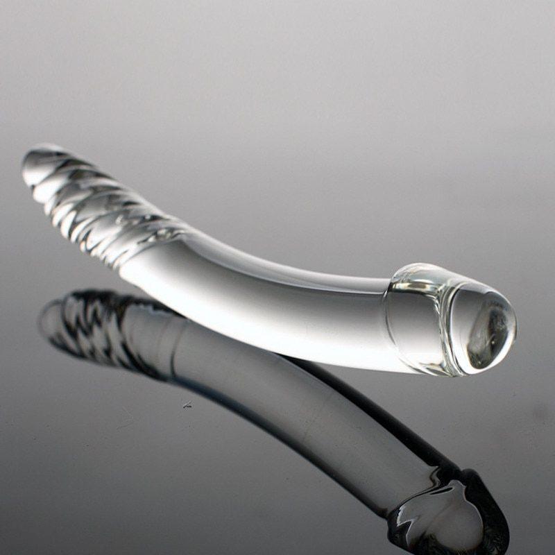 Glass Sex Toys | Anal Dildos