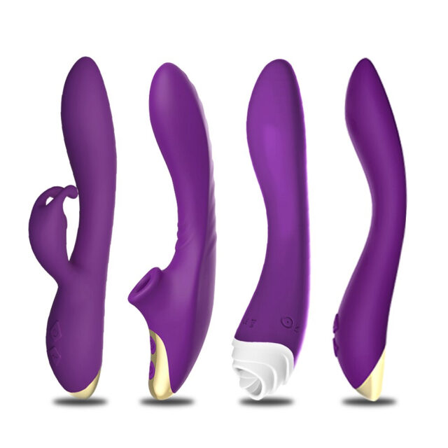 Rabbit Ears Vibrator   Sex Toy For Women