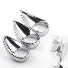 Metal Cockring   Sensuality Cock Ring